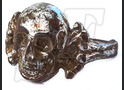 German skull ring / from Smolensk